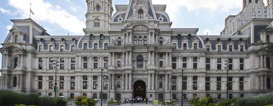 American City & County Philadelphia City Hall