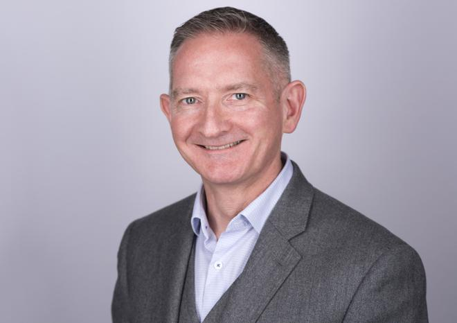 Gary Nugent, Chief Executive, Informa Tech
