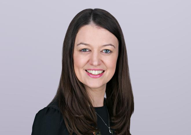 Leigh Beynon, HR Director, Informa Tech